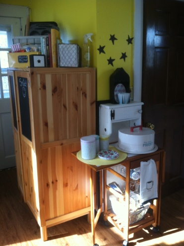 cutesy kitchen