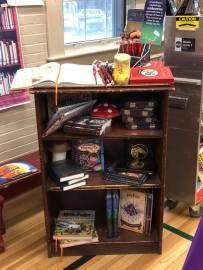 harry potter book fair