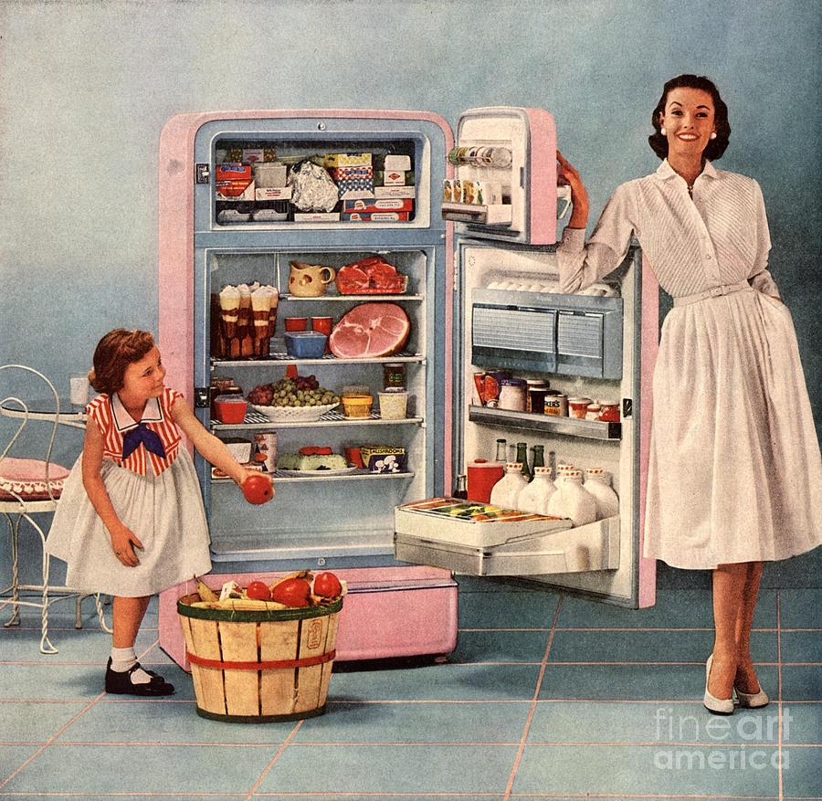 fifties housewife