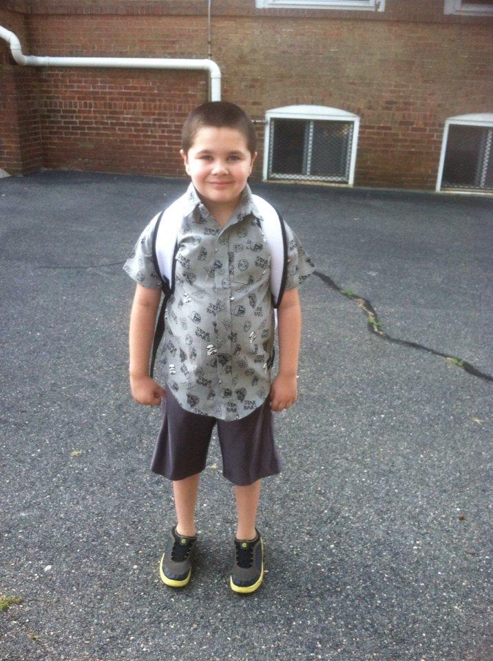 sam 3rd grade