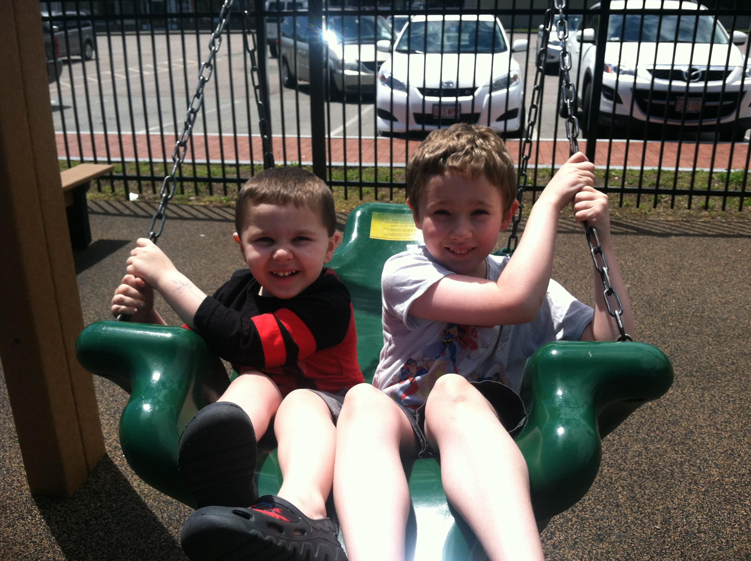 sam and ben marshfield park